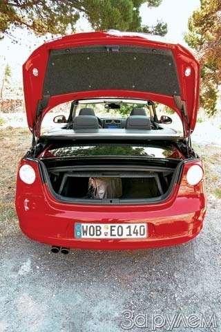 Volkswagen EOS: ОЛИМП ОТДЫХАЕТ!— фото 65876