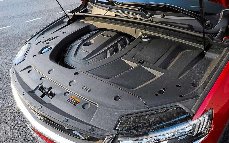 Апогей шведской мысли: тест китайского кросс-купе Tugella