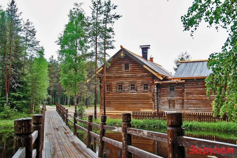 Очарование Русского Севера