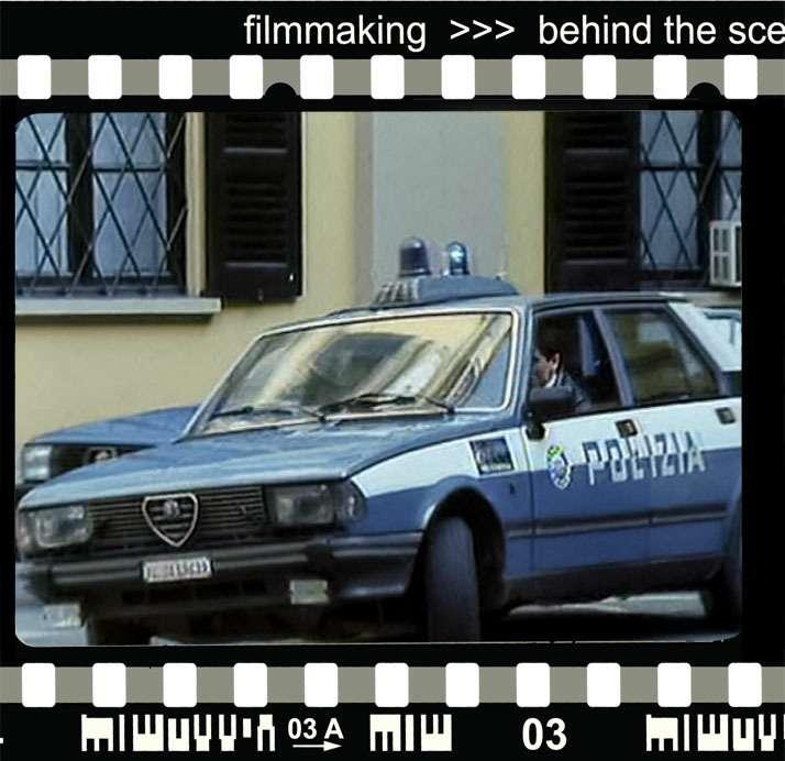 Машина комиссара Каттани— тест той самой Альфы— фото 1160814