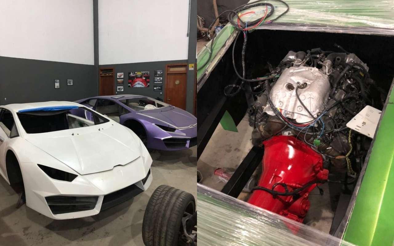 Анекдот недели: пойманы производители фальшивых Ferrari иLamborghini— фото 986463