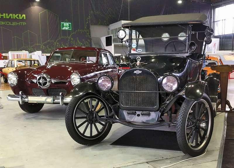 1915 Chevrolet Roadster