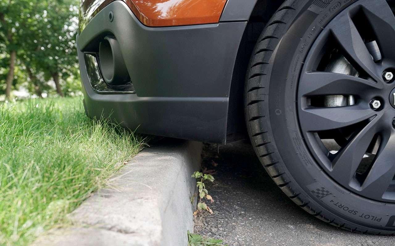 Старший брат: 21 главный вопрос к Suzuki SX4 - фото 1161916