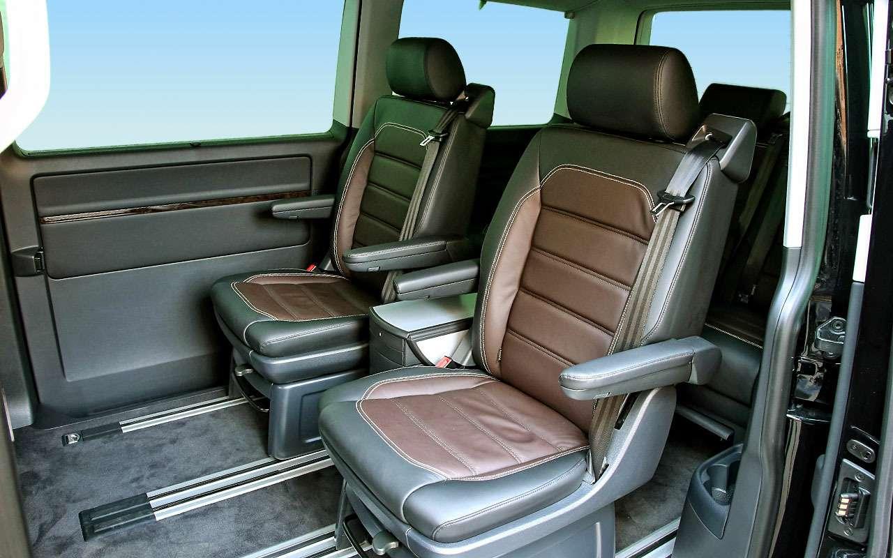 Отпуск зарулем— наминивэне Volkswagen Multivan вФинляндию— фото 791126