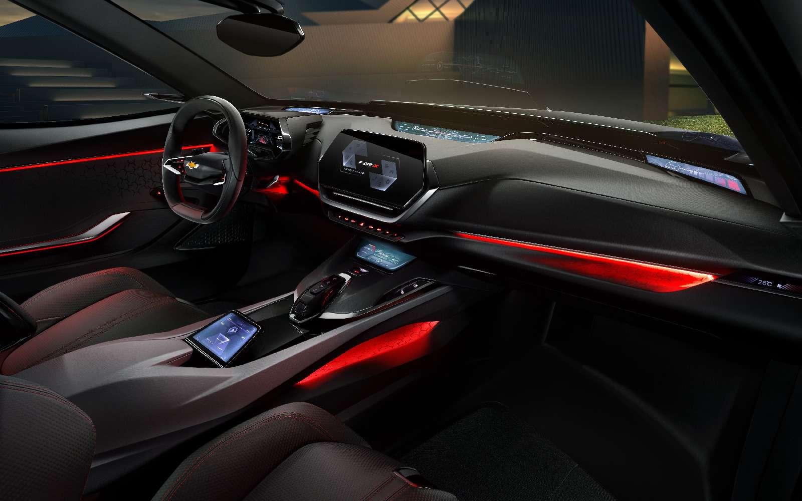 Chevrolet FNR-X: американские ценности икитайский форм-фактор— фото 739354