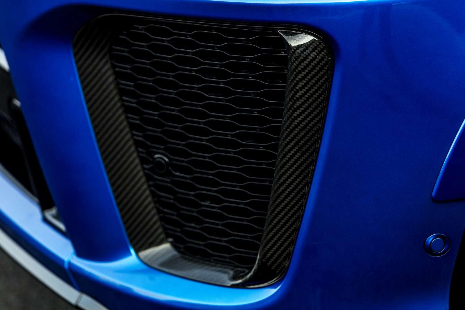 Range Rover Sport SVR оказался быстрее Ferrari нагорной дороге— фото 853292