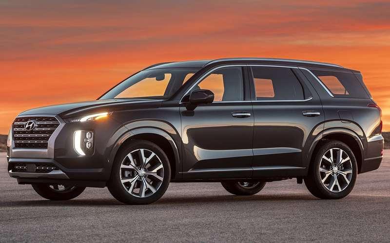 Hyundai Palisade дляРоссии: новые подробности