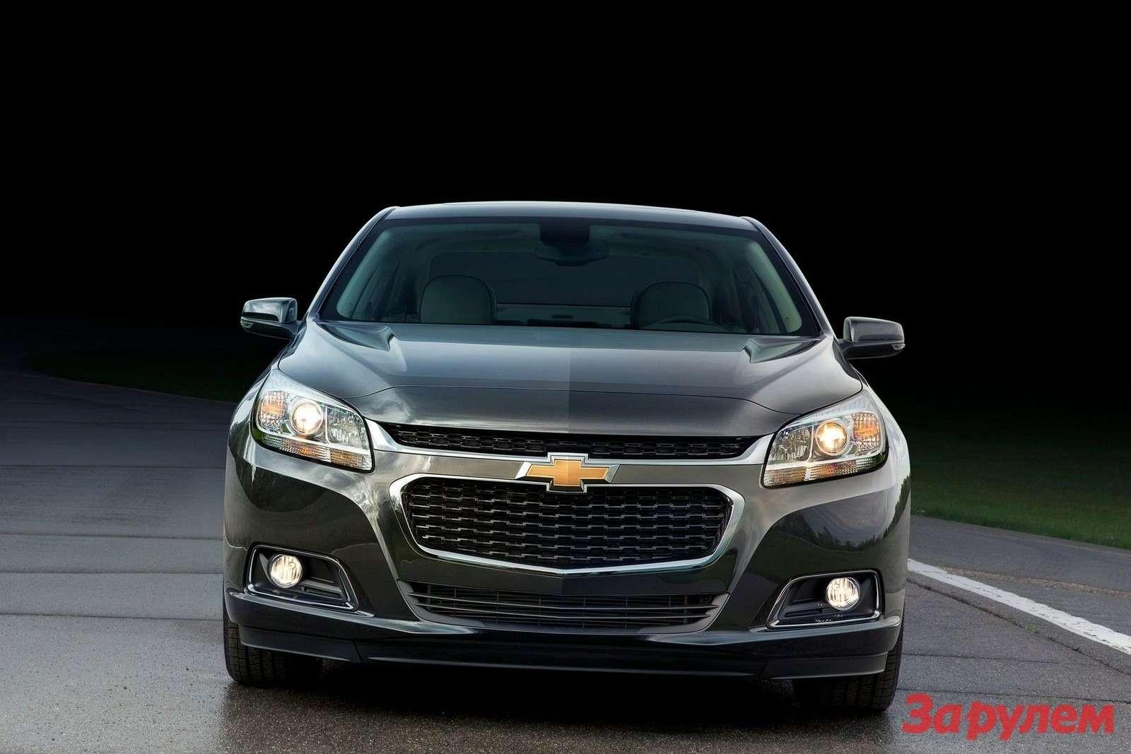 Chevrolet Malibu 2014 1600x1200 wallpaper 02