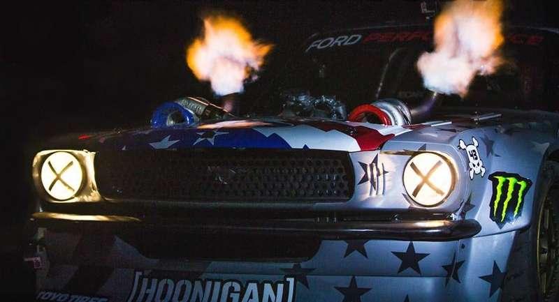 Новый Hoonicorn Кена Блока получил 1400-сильный мотор
