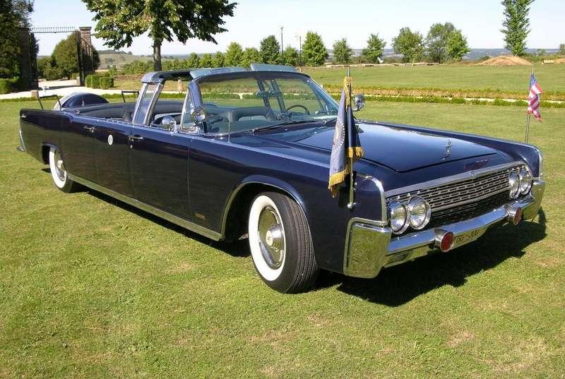 1963 Lincoln Limo