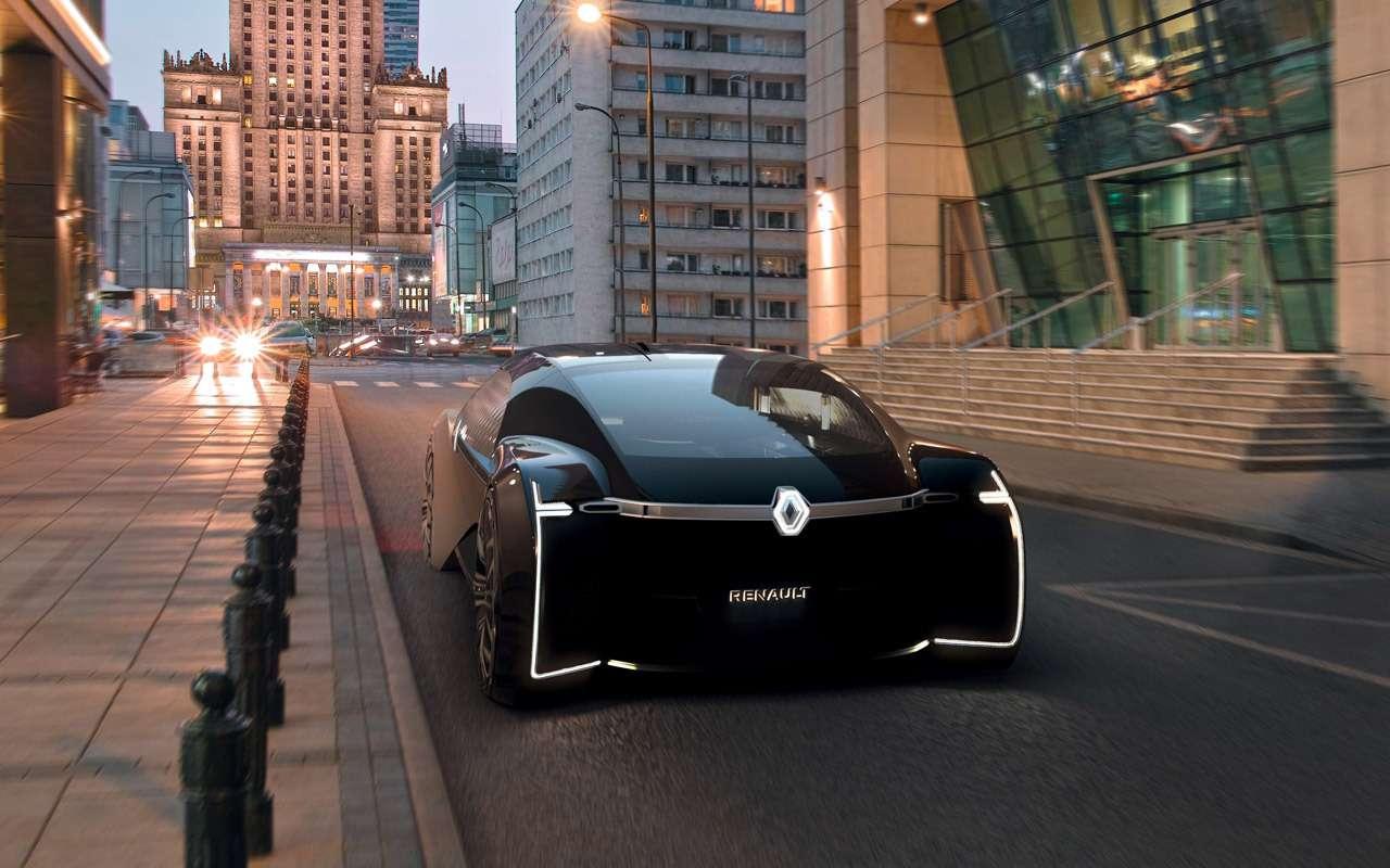 Renault сделала роскошный беспилотник— фото 910303