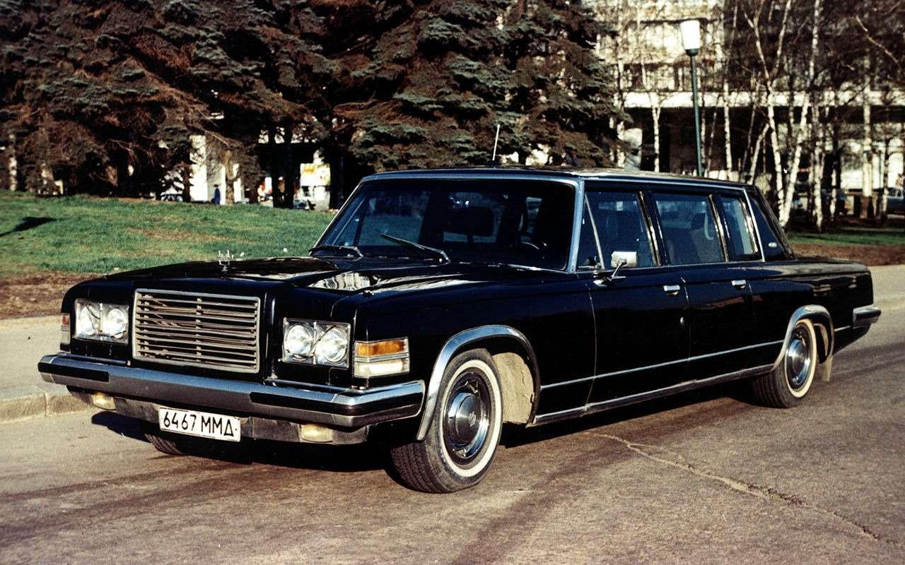 Самые редкие серийные автомобили СССР— фото 868844