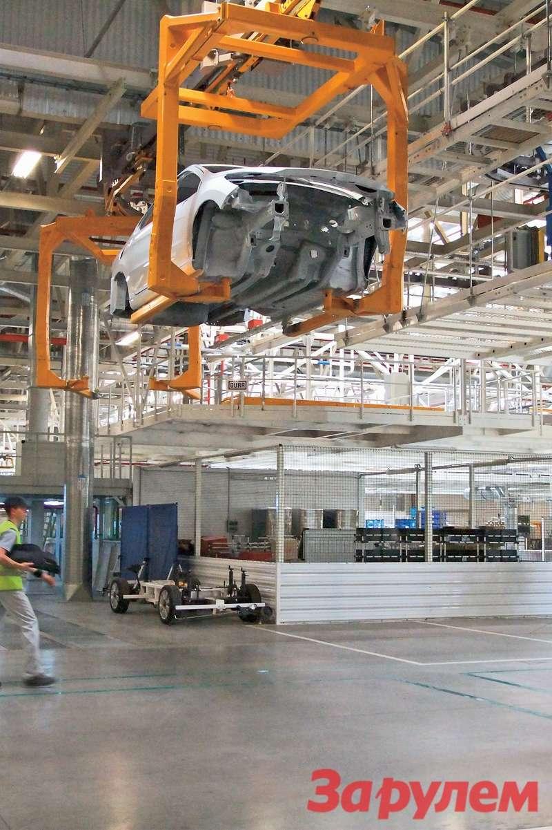 Завод вКалуге