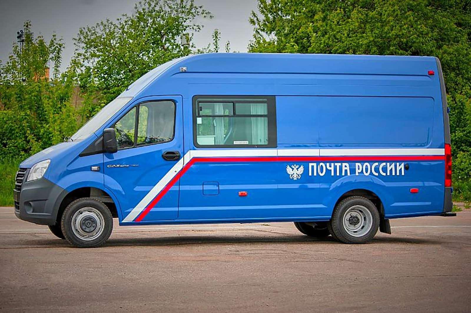 Очень быстрая «Почта России»: лучших водителей определят натреке
