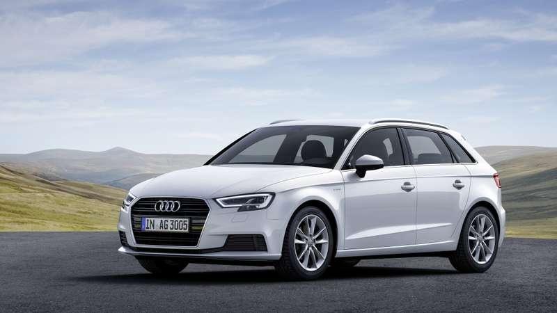 Там, закрасивыми глазами: Audi A3и S3помолодели