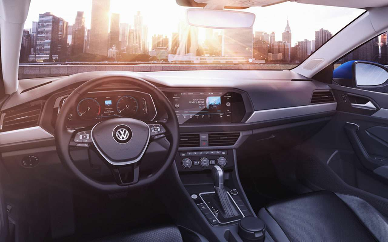 Новый VWJetta дляРоссии— первые подробности— фото 998194