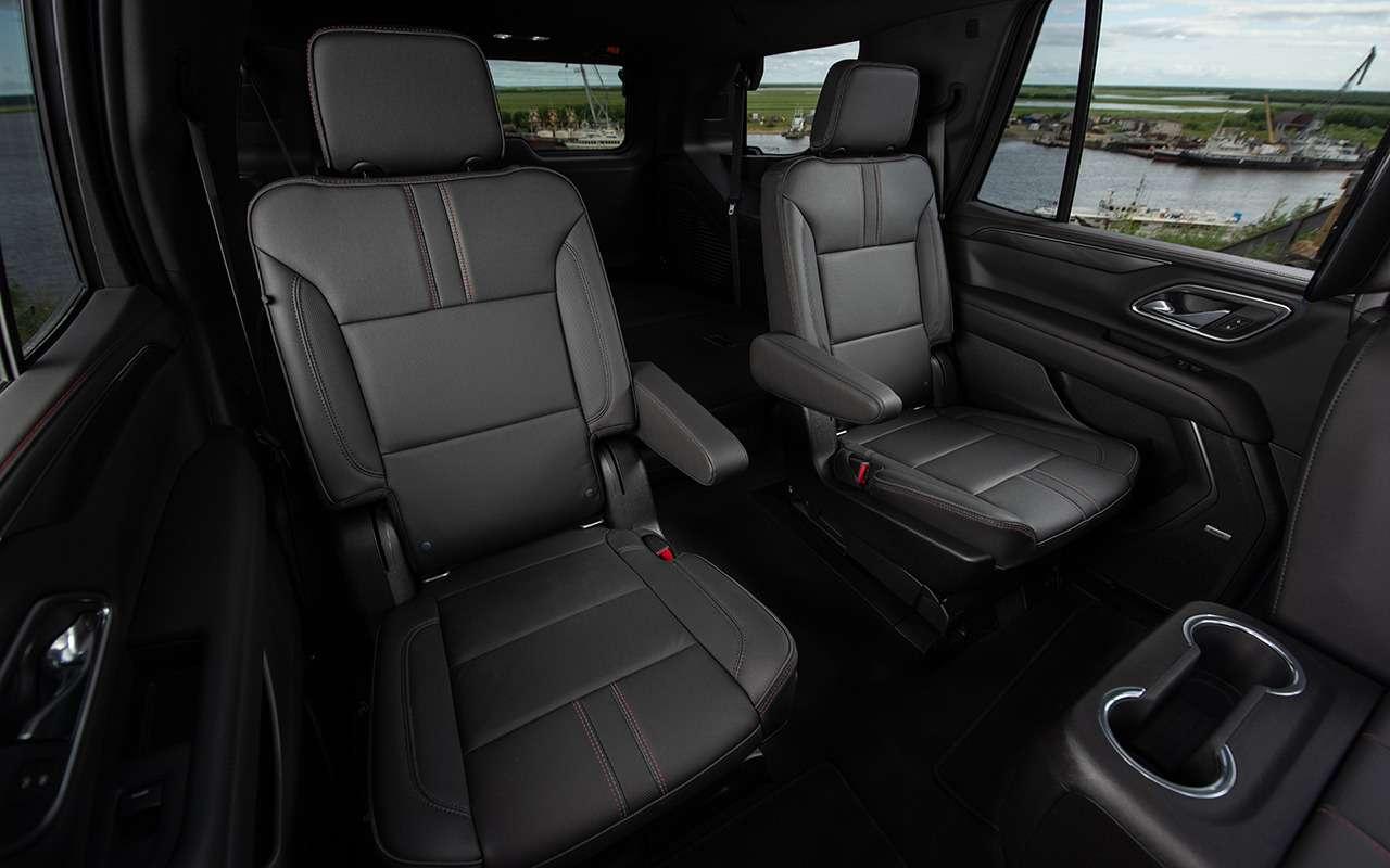 Олдскульный Chevrolet по цене 10 Грант - первый тест и видео - фото 1265290