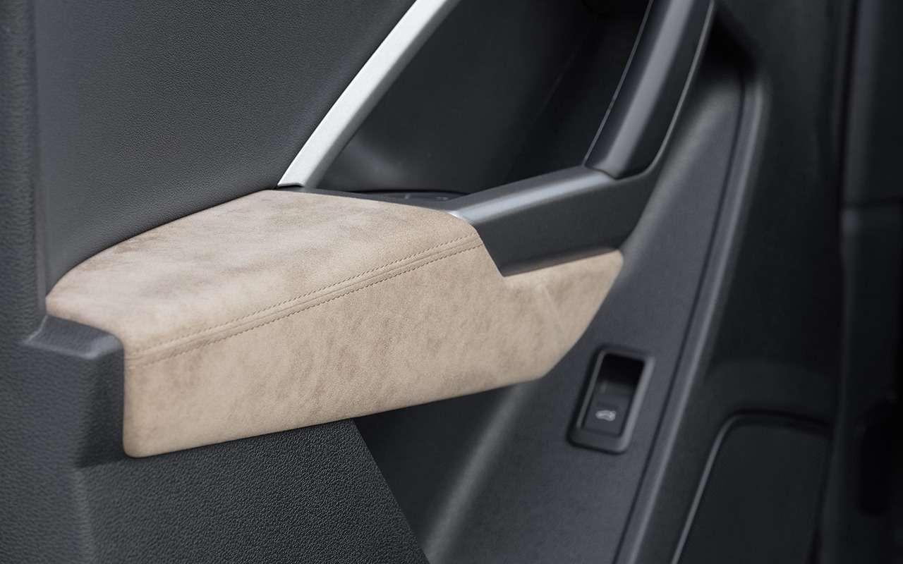 Выстрел из«кушки»: тест нового Audi Q3, которого вРоссии небудет— фото 907821
