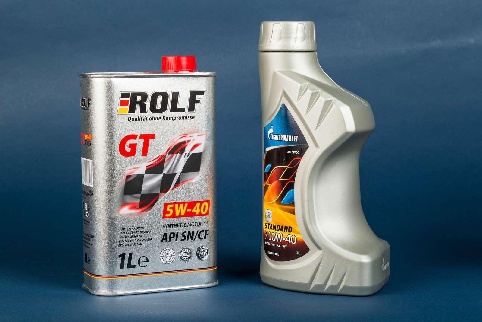 Моторное масло: как выбирать икогда менять. Советы экспертов ЗР— фото 587131