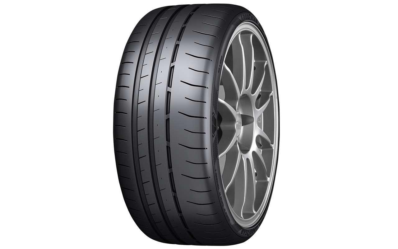 Новые быстрые летние шины: тест нагоночном треке— фото 976024