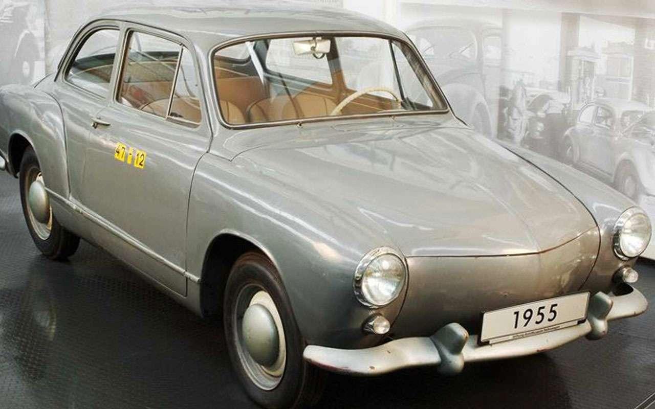 Какие модели VWрассматривал назамену Beetle— фото 1262579
