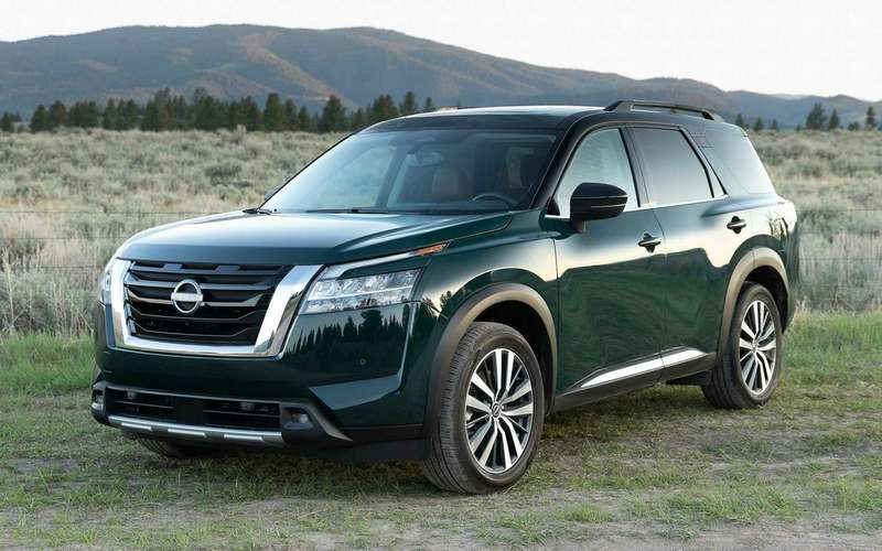 Объявлены цены нановый Nissan Pathfinder