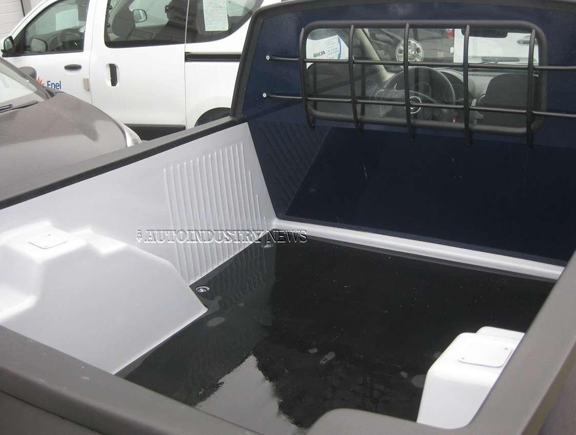 Пикап Dacia Duster