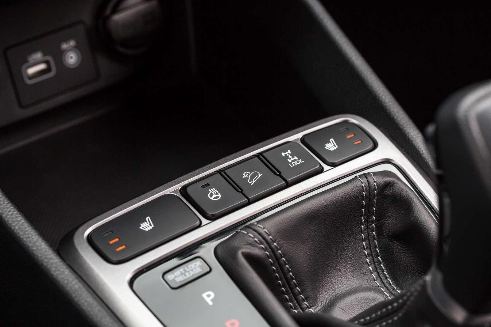 Интерьер Hyundai Creta: подробности— фото 599278