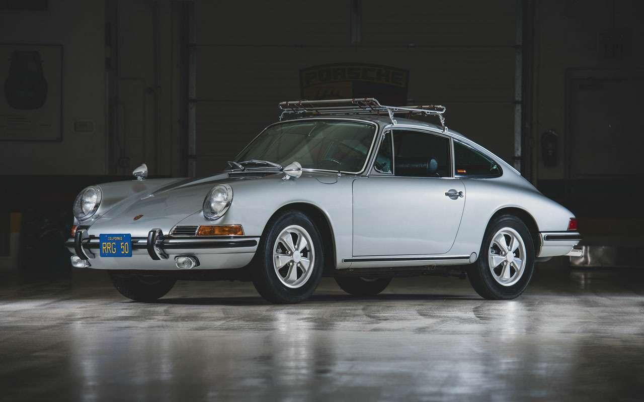 30винтажных Porsche остались без хозяина— фото 989498
