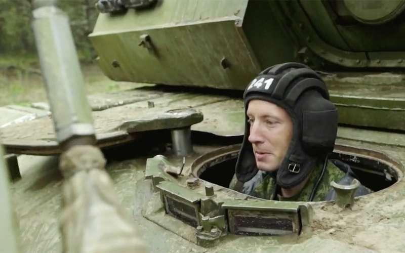 Боевая машина советской закалки: тест-драйв самой настоящей самоходки
