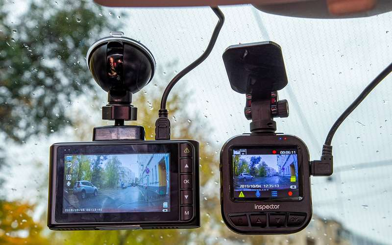 Тест шести новых видеорегистраторов: за3тысячи иза6