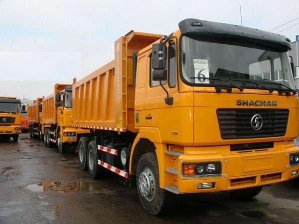 Китайские грузовики Шанкси (Shaanxi)
