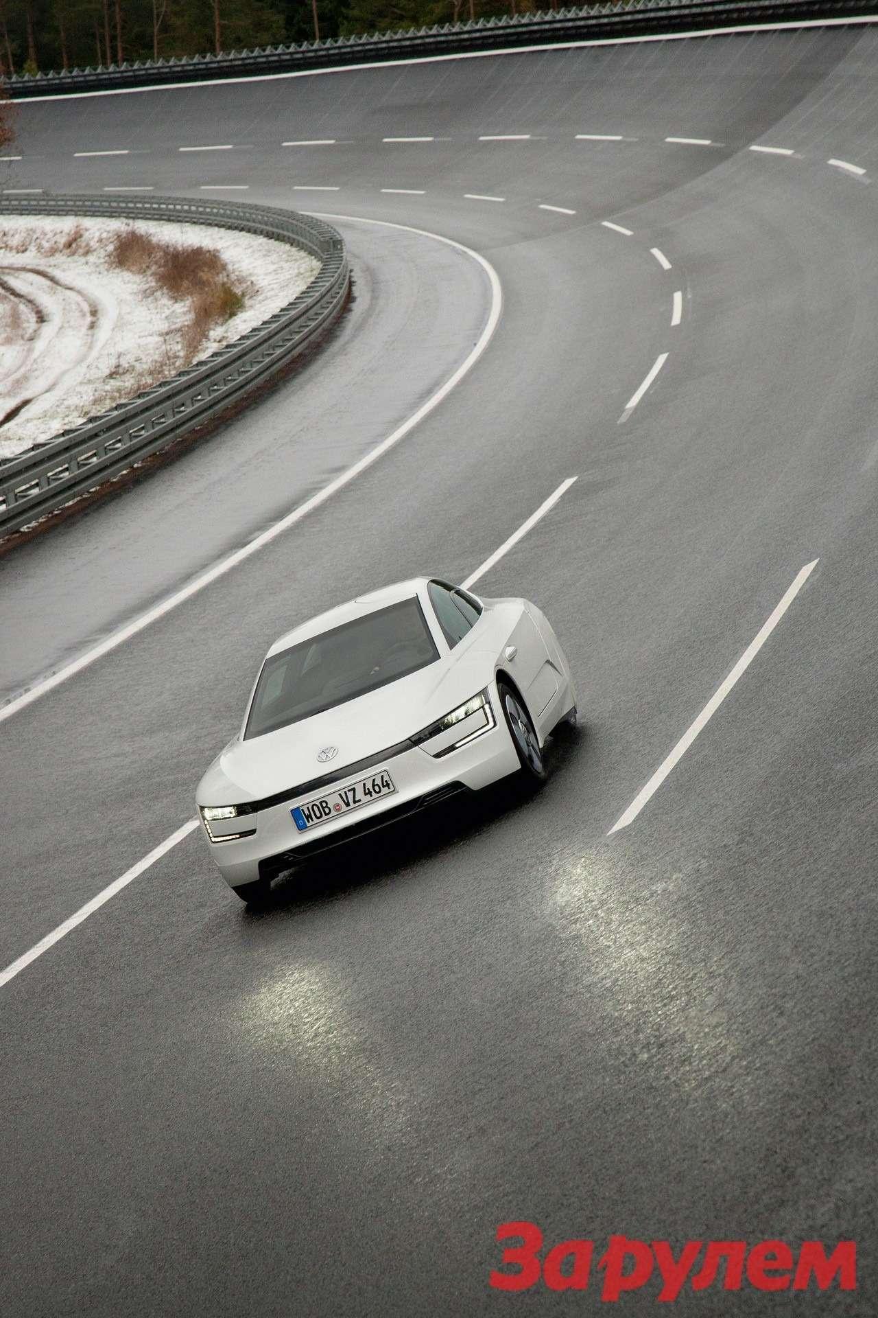 Derneue Volkswagen XL1