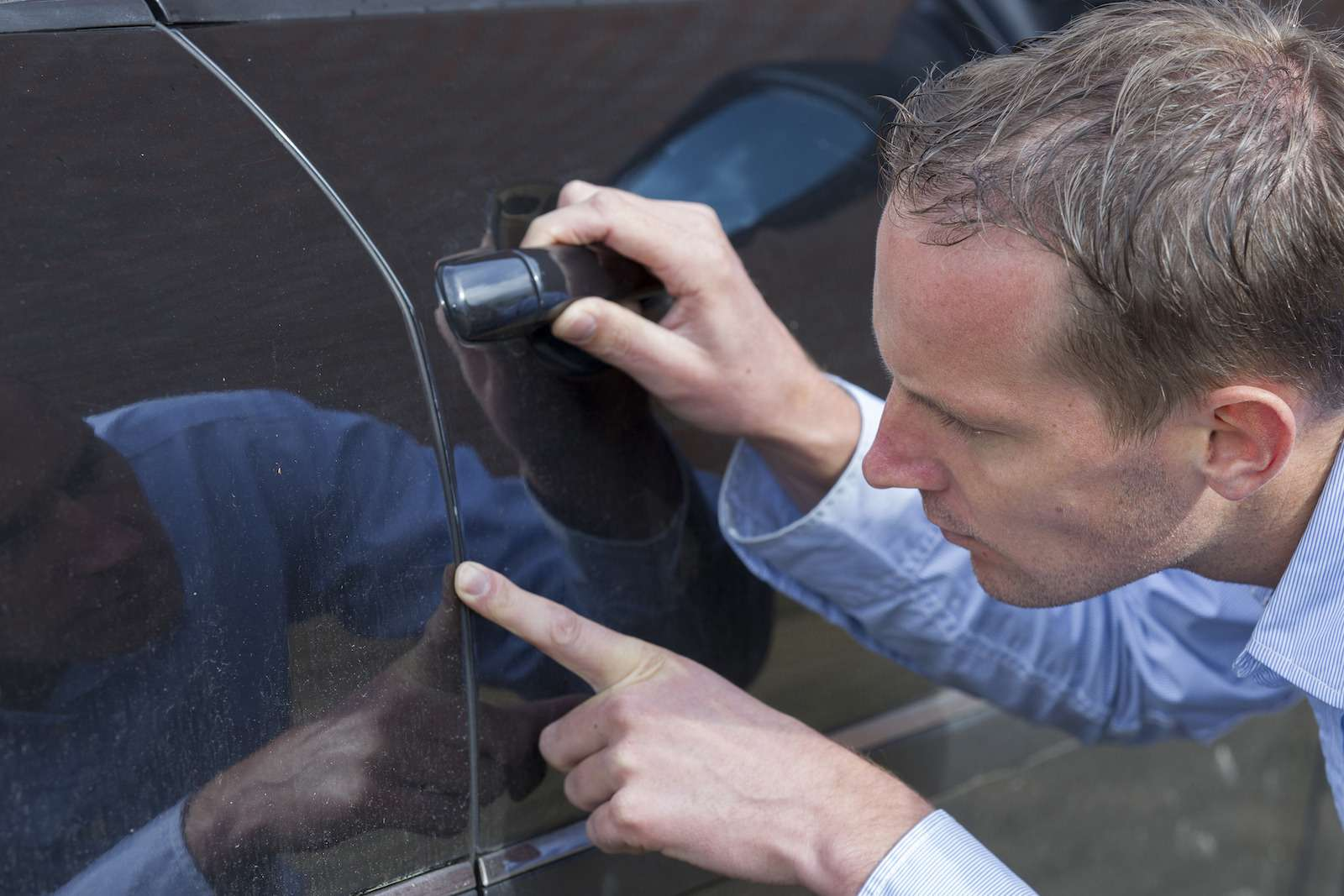 Что делать, если ваш автомобиль пострадал напарковке?— фото 625266