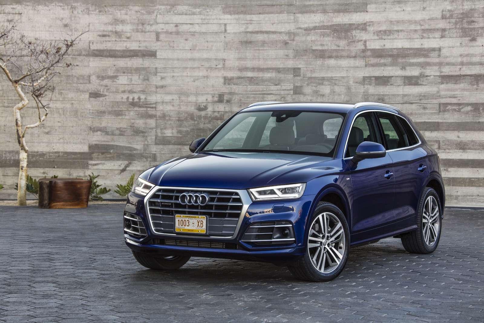 Объявлены рублевые цены нановый Audi Q5— фото 739851