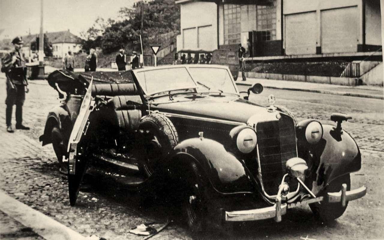 Очень редкий Мерседес W142— ретротест кабриолета-пенсионера— фото 950202