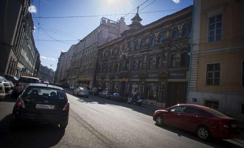 Мясницкую улицу закроют дляреконструкции досентября