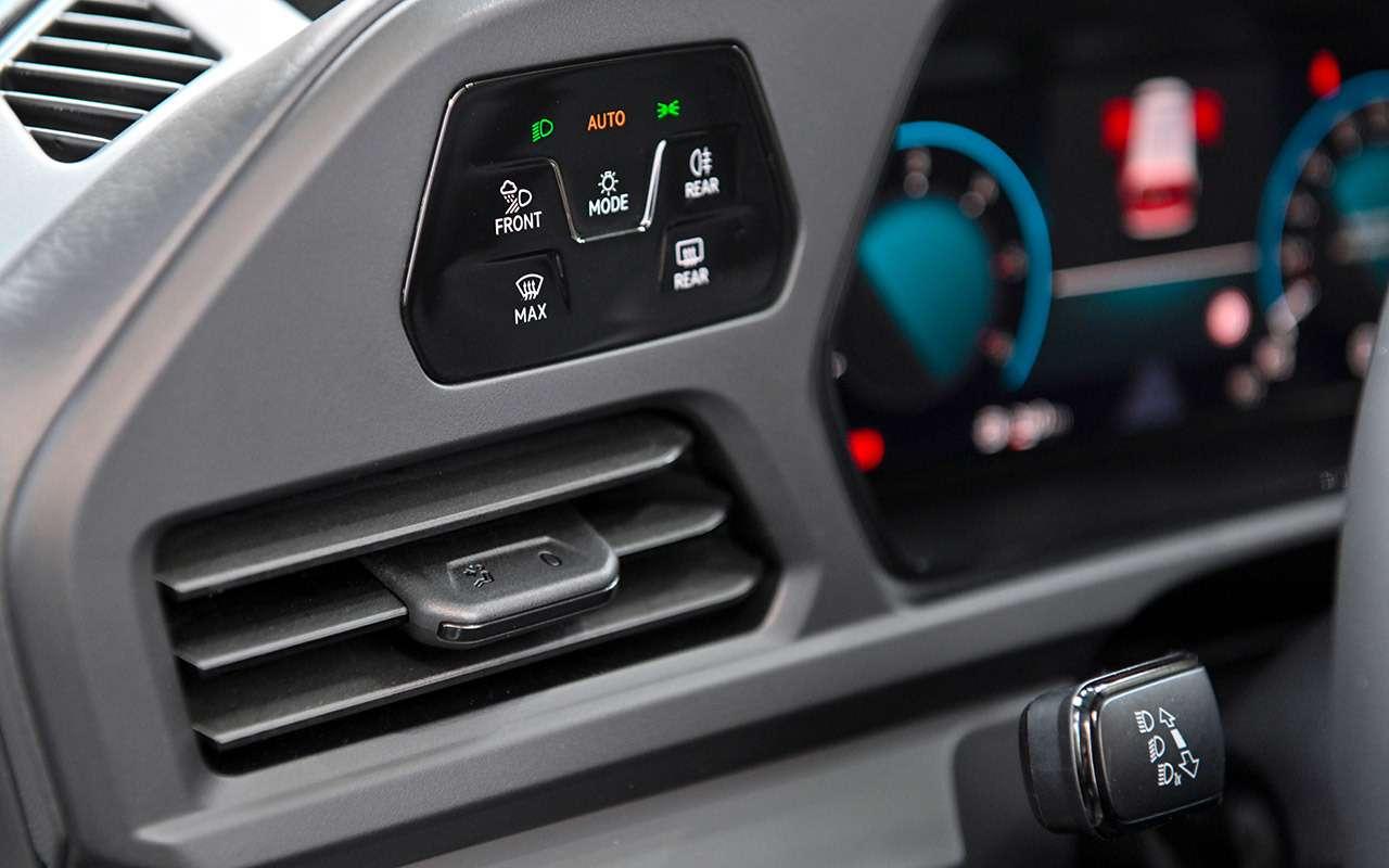 Новый Volkswagen Caddy: все изменения— фото 1115291