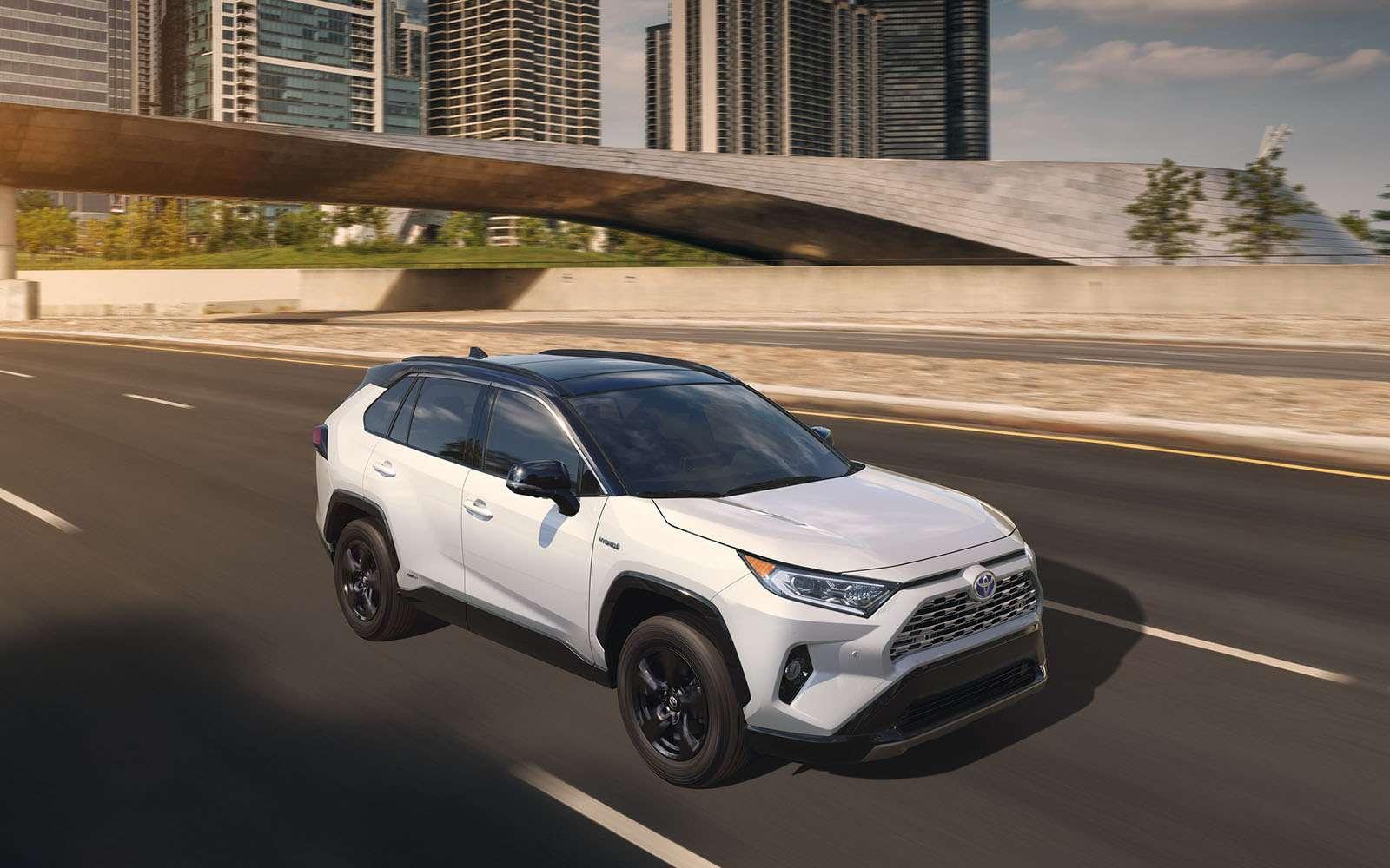 Новая Toyota RAV4: больше никакого унисекса!— фото 857663