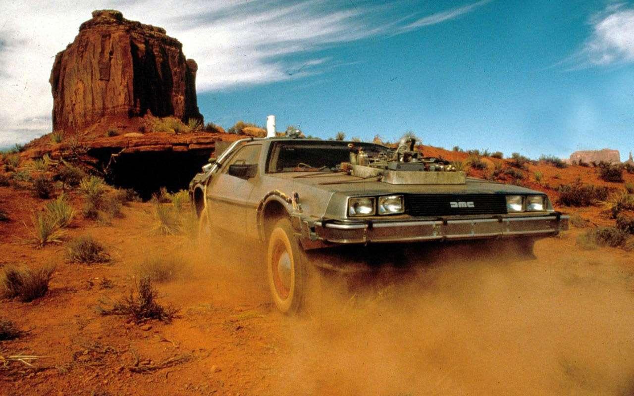 Вперед вбудущее— новый DeLorean появится в2021 году— фото 1067974