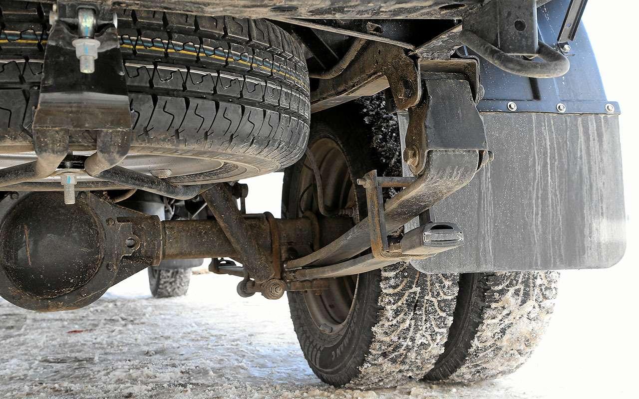 УАЗ-Полуторка: 7важных улучшений Профи— фото 1234292