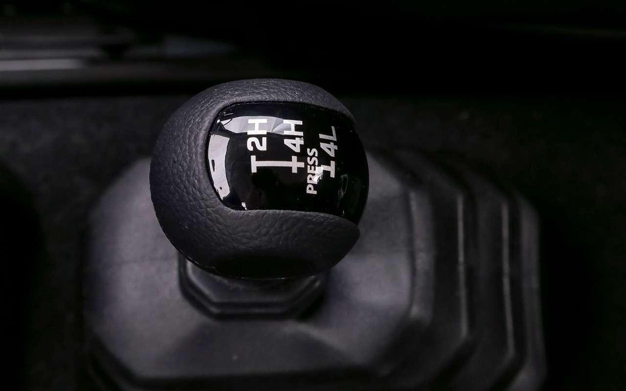 Новый Suzuki Jimny: первый тест-драйв ивидео— фото 998210