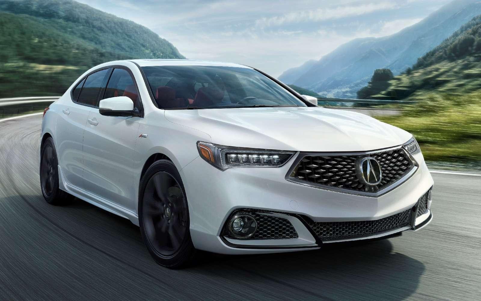 Acura TLX: ювелирное обновление— фото 735753