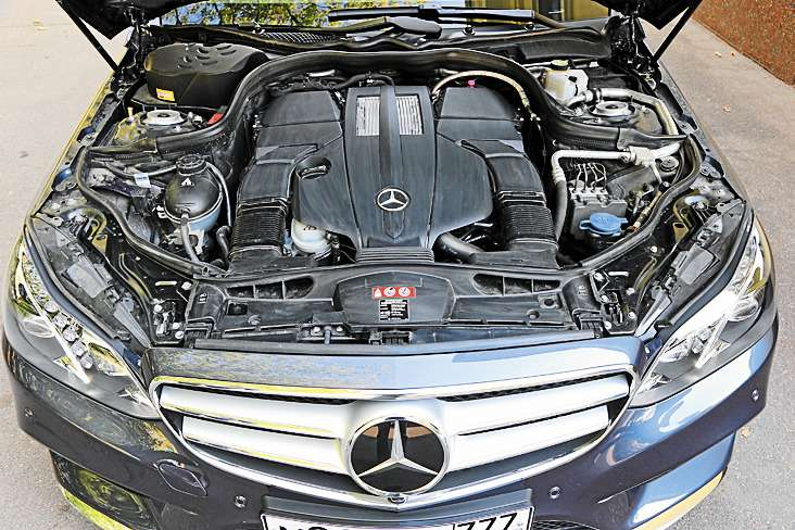 Mercedes-Benz E 400 4Matic