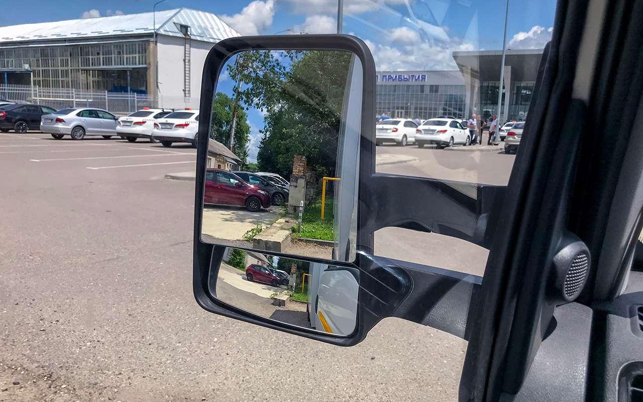 Новый китайский грузовик: сравнили его снашим Соболем— фото 1273576