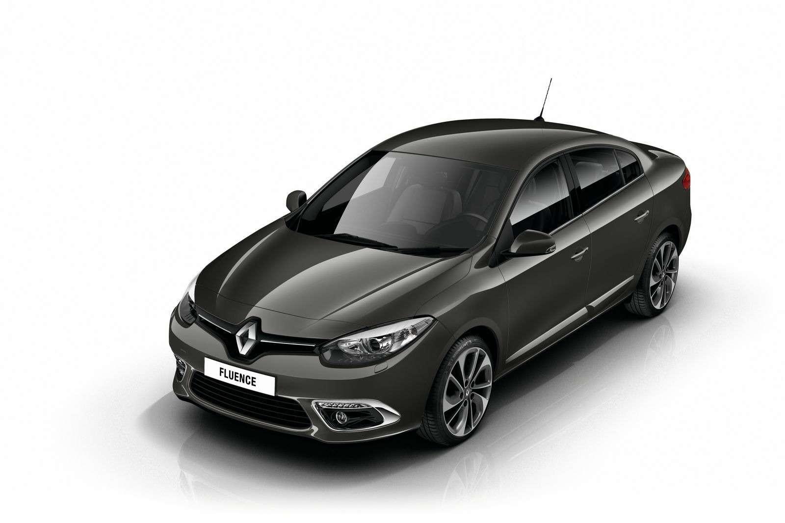 Renault обновила седан Fluence— фото 388024