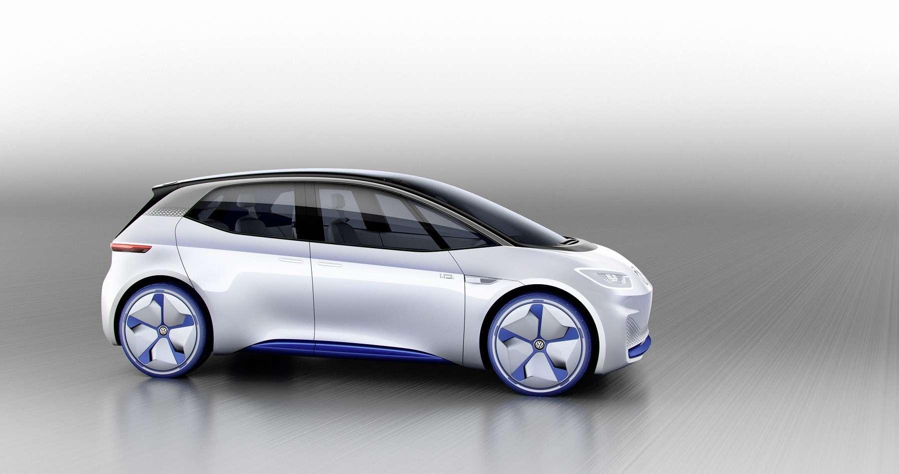 Бестселлер нового мира: Volkswagen намекнул набудущий электрокар— фото 641351