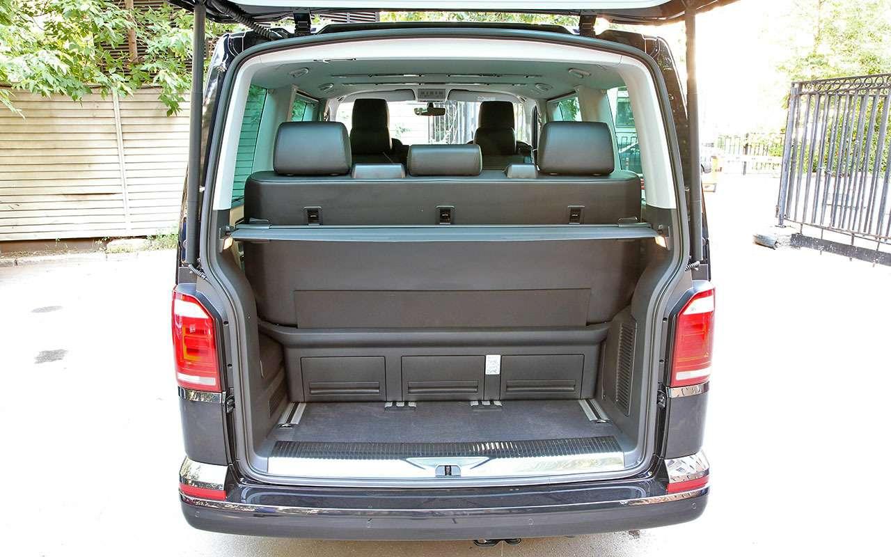 Отпуск зарулем— наминивэне Volkswagen Multivan вФинляндию— фото 791130