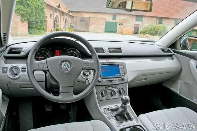 Volkswagen Passat Variant. Литраж итираж— фото 59090