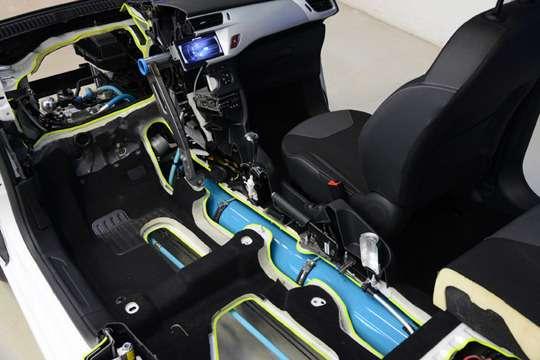 PSA/Peugeot-Citroen несмог найти парнеров дляпроизводства пневмогибридов